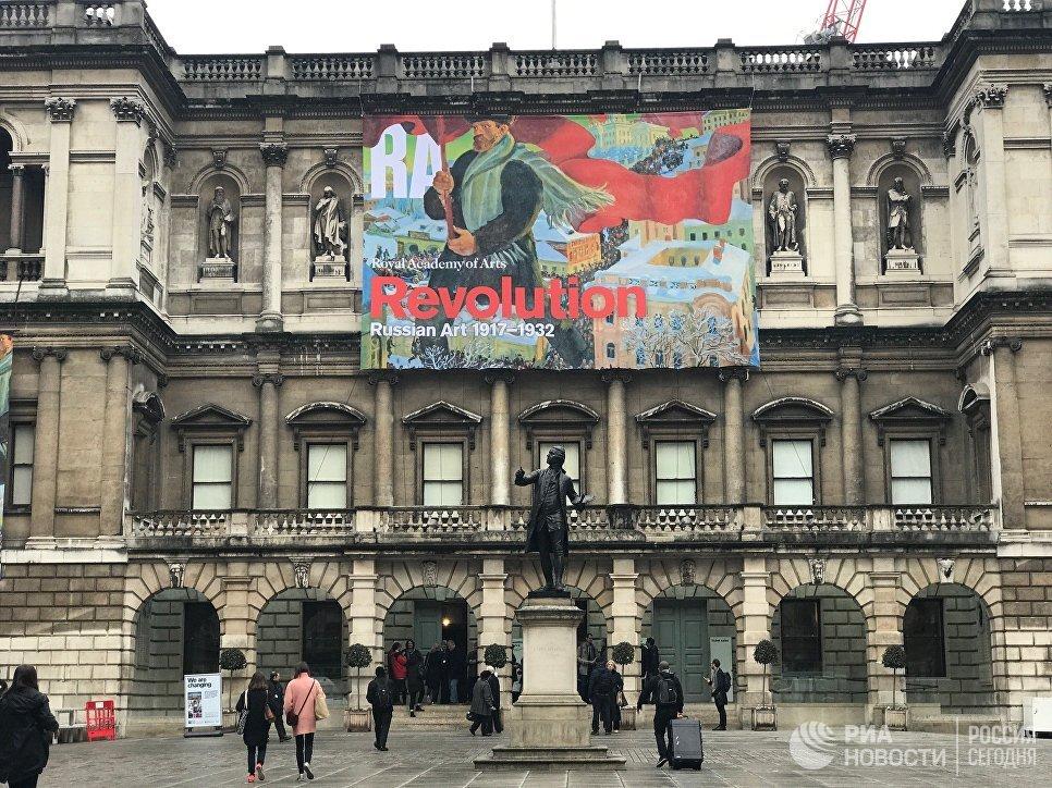 В Англии пройдет кинофестиваль к100-летию Октябрьской революции