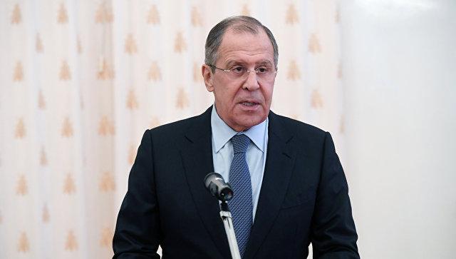 Путин поздравил МИД спраздником, подчеркнув значимость борьбы стерроризмом