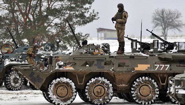 Власти ЛНР проинформировали обукраинских диверсантах улинии соприкосновения