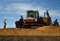 Строительство участка железной дороги Журавка – Миллерово в обход Украины