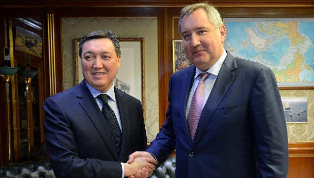 Вице-премьерыРФ иКазахстана обсудили использование Байконура