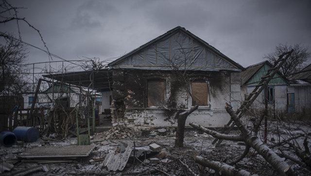 На юге ДНР украинские силовики обстреливают четыре села
