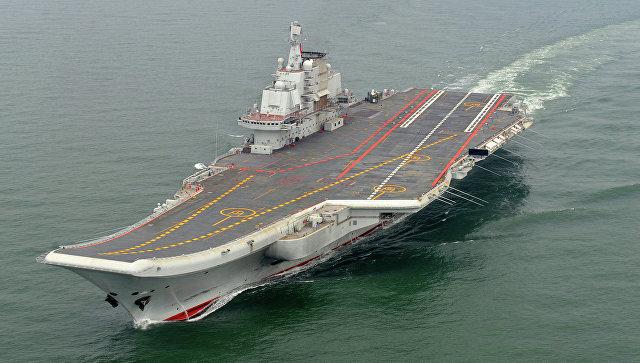 В2015г. КНР может построить 2-ой авианосец