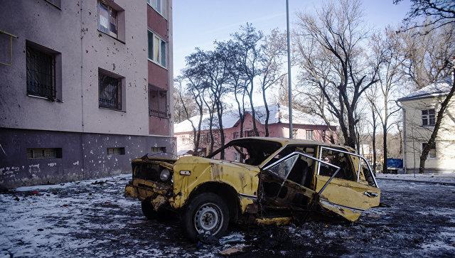 Басурин: ВСУ практически 900 раз нарушили режим «тишины» вДНР