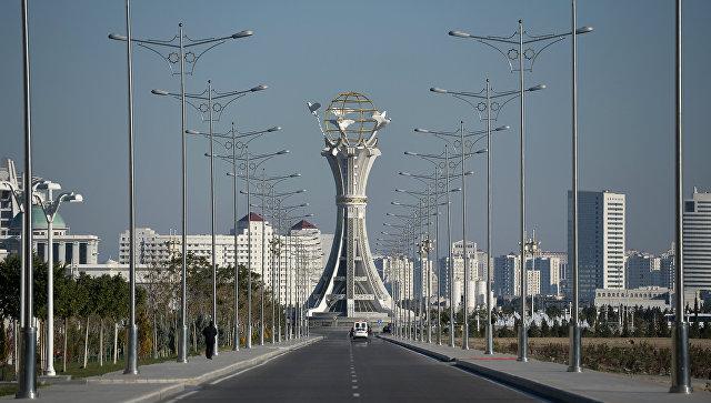Ашхабад. Архивное фото