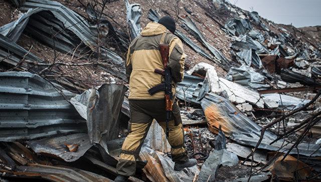Басурин: украинские силовики покинули Донецкую фильтровальную станцию