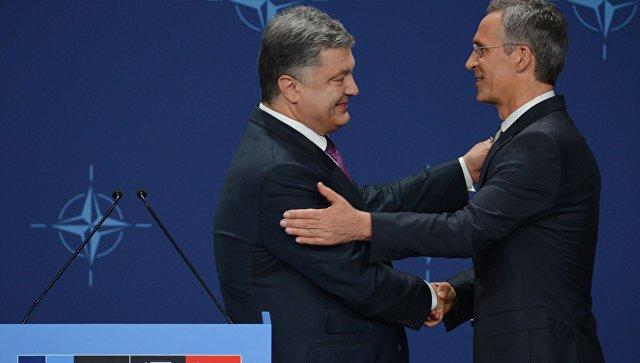 Опрос Gallup опроверг слова Порошенко оподдержке НАТО украинцами