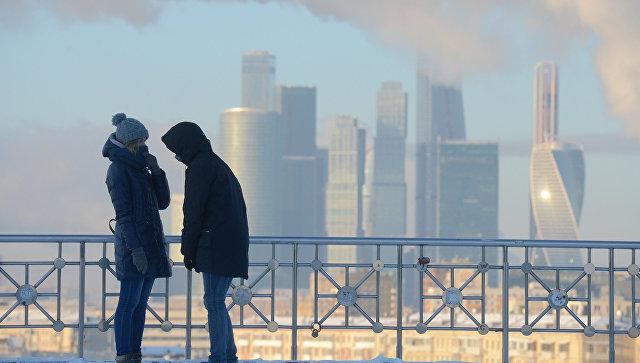 МОЭСК переходит в усиленный режим работы из-за морозов в Московском регионе