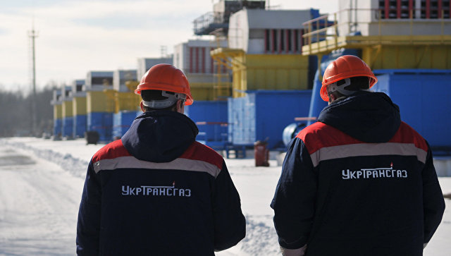 Украина из-за морозов увеличила отбор газа изподземных хранилищ