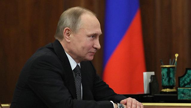 Путин обозначил приоритетную задачу ФСБ