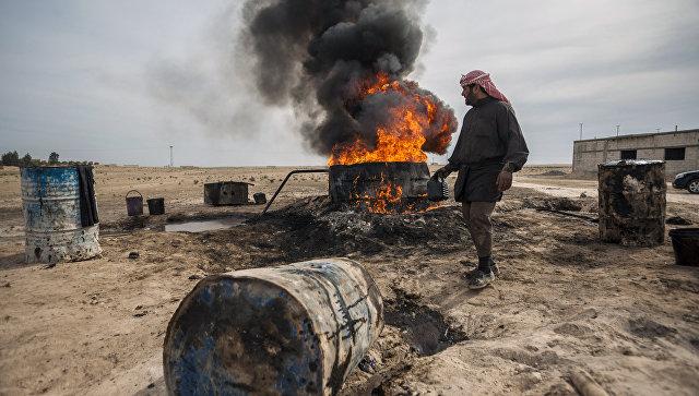 Главари иполевое командованиеИГ массово покидают Ракку— Пентагон