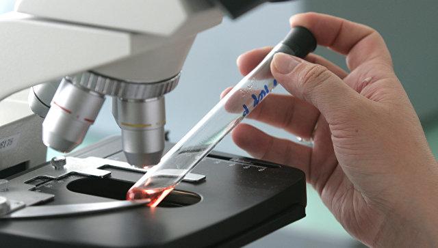 Вирусологическая лаборатория Управления Роспотребнадзора. Архивное фото