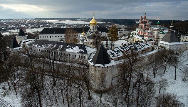 Саввино-Сторожевский монастырь в Московской области. Архивное фото