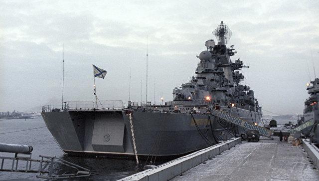 Крейсер сгиперзвуковыми ракетами появится в РФ в 2020г
