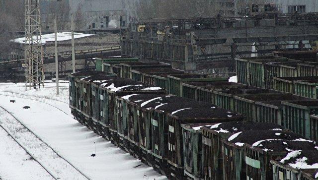 ДНР отказалась продавать Киеву уголь и металл