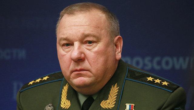 Пресс-конференция Владимира Шаманова. Архивное фото