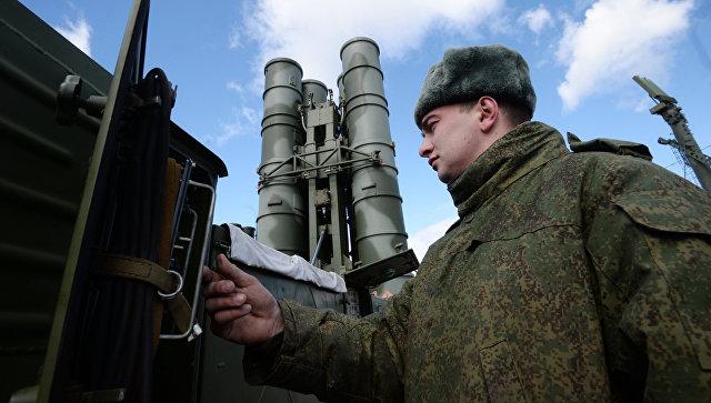 Турция может закупить у Российской Федерации С-400 «Триумф»