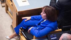 Министр образования и науки Эстонии Майлис Репс. Архивное фото