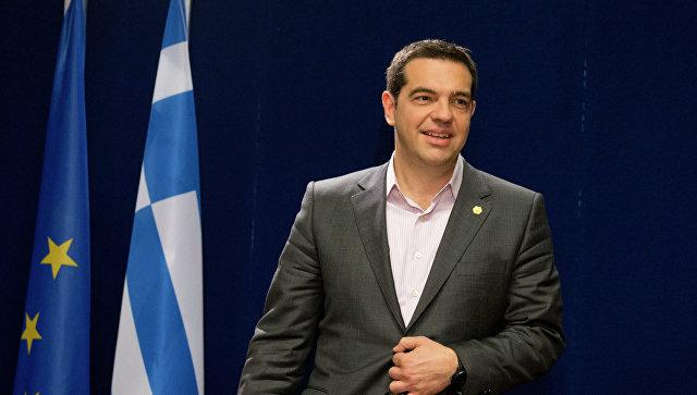 Премьер-министр Греции Алексис Ципрас, архивное фото