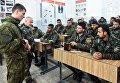 Российские военные инженеры Международного противоминного центра Вооруженных Сил РФ в Алеппо