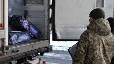 60-я гуманитарная колонна МЧС России пересекла российско-украинскую границу