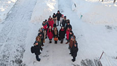 Благотворительная акция #БытьДругомАнтонаКруто в Перми