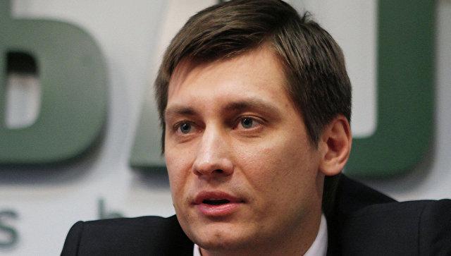 Дмитрий Гудков. Архивное фото