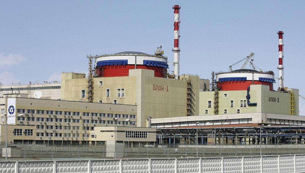 В рекордный срок смонтировано оборудование блока АЭС, который запитает Крым