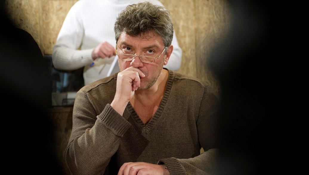Премию свободы за 2015 год в США посмертно присудили Борису Немцову
