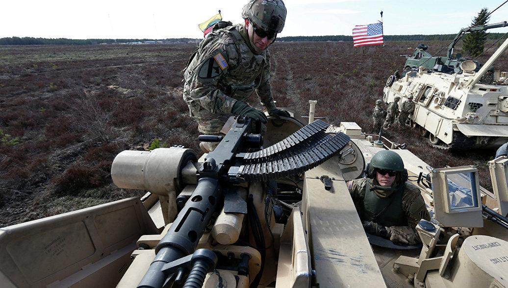 США и Польша подписали соглашение о расположении баз военной техники