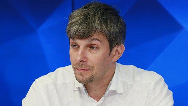 Президент Федерации скалолазания России Дмитрий Бычков. Архивное фото