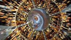 Большой адронный коллайдер - детектор ALICE