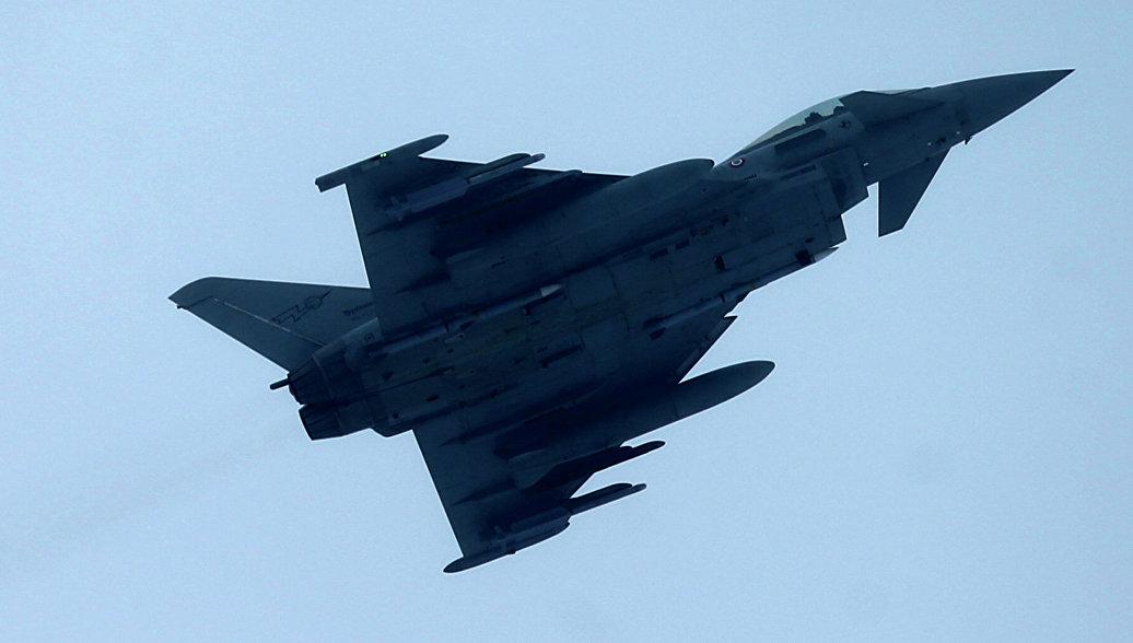 Производитель Eurofighter Typhoon подтвердил брак своих истребителей