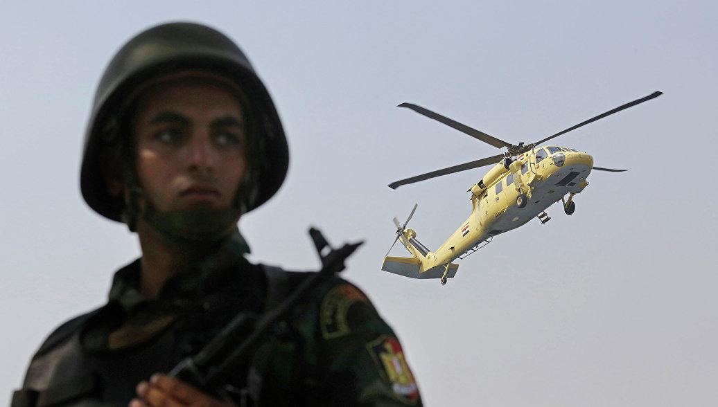 Военные ликвидировали 60 экстремистов на севере Синая в Египте