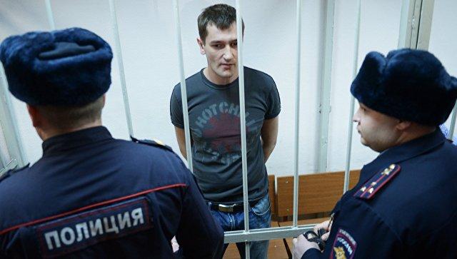Оглашение приговора братьям Навальным в Замоскворецком суде. Архивное фото