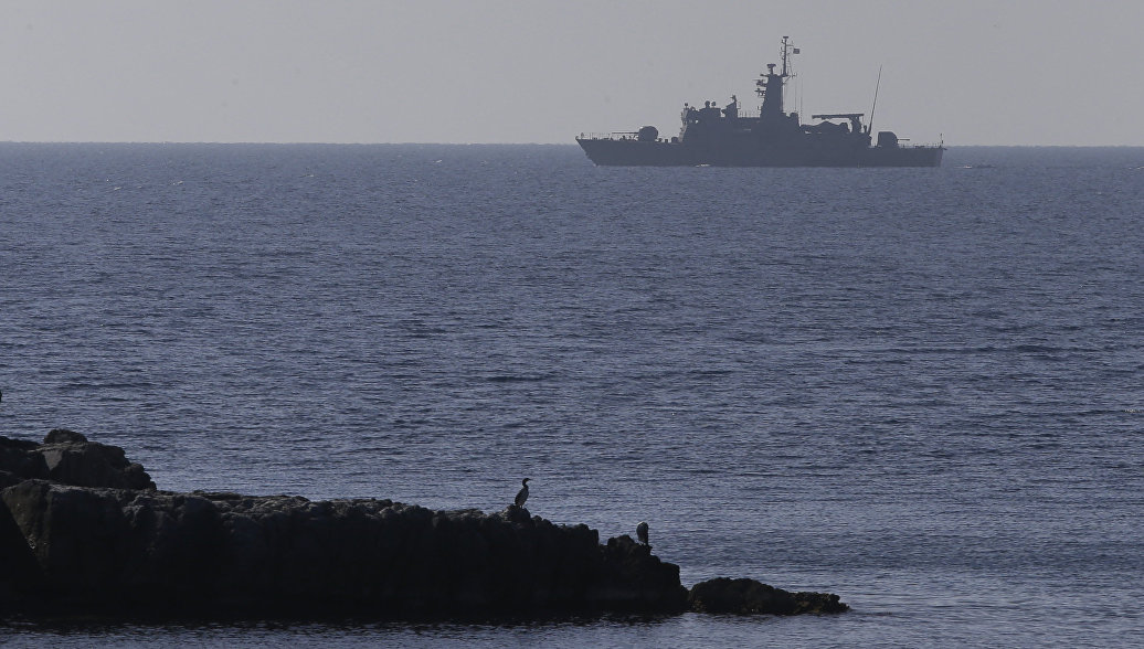 Турция не пускает в свои воды эскадру НАТО