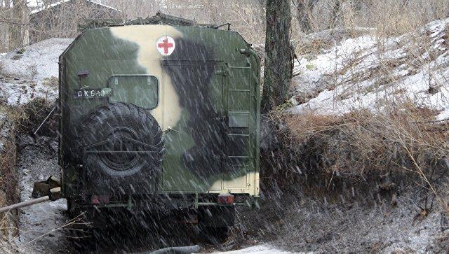 ДНР в Минске поднимет вопрос об обстреле силовиками санитарной машины