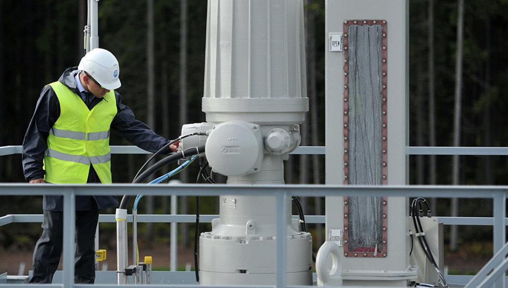 """США: """"Северный поток-2"""" не повысит энергобезопасность Европы - РИА Новости, 31.03.2016"""
