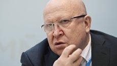 Губернатор Нижегородской области Валерий Шанцев. Архивное фото