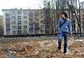 Снос пятиэтажных домов в Солнцеве. Архивное фото