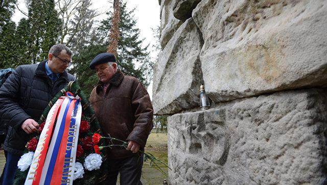 Автопробег «Дороги памяти» стартовал вКалининграде