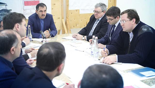 В структуру Швабе войдет новый завод по производству светотехники в Ингушетии