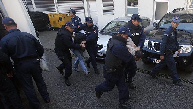 Генеральная прокуратура получила запрос изЧерногории опомощи по изучению попытки путча