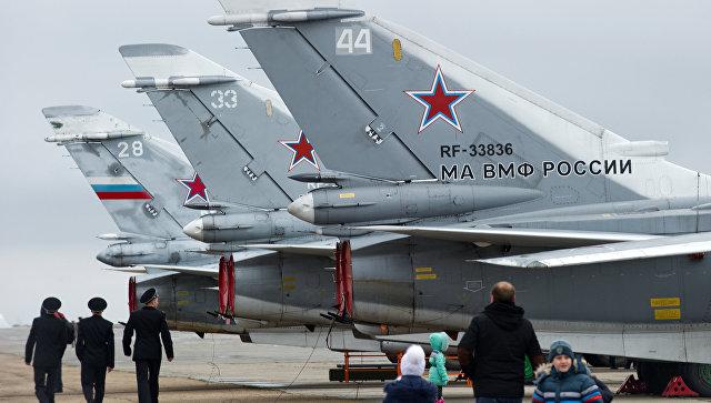 Черное море навсе 100% под контролем морской авиации Черноморского флота