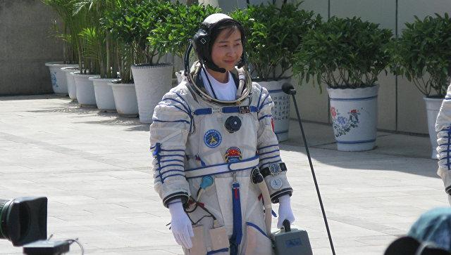 КНР планирует начать отбор новых космонавтов в этом 2017г
