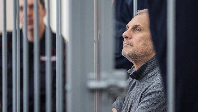 Обвинение попросило закрыть процесс поделу Хорошавина из-за угроз свидетелю