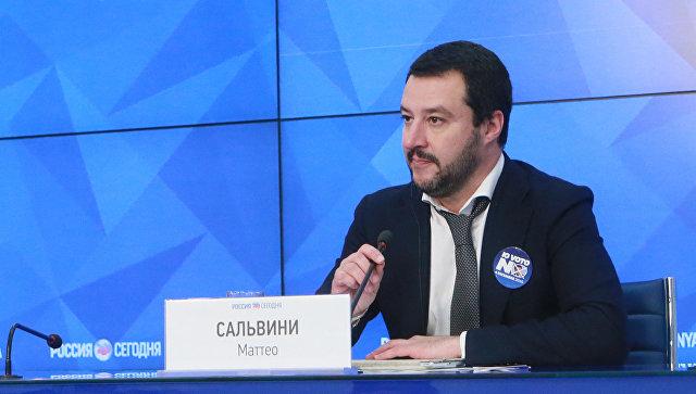 Глава МВД Италии намерен ужесточить политику в отношении мигрантов