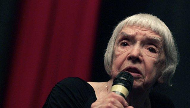 Глава Московской Хельсинской группы Людмила Алексеева. Архивное фото