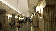 Станция Смоленская. Архивное фото
