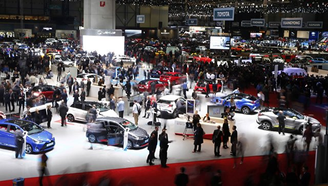 ВЖеневе названы финалисты конкурса Всемирный автомобиль года (WCOTY)